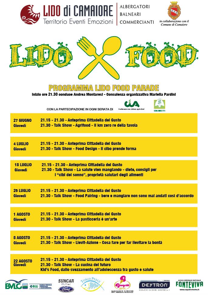 Lido Food Parade