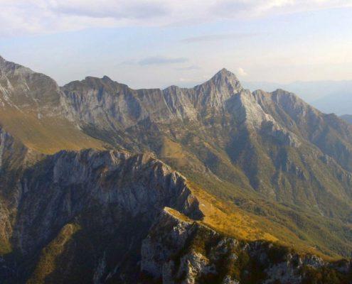 Alpi Apuane - Versilia