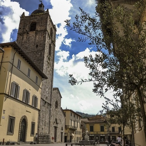 Piazza San Bernadino