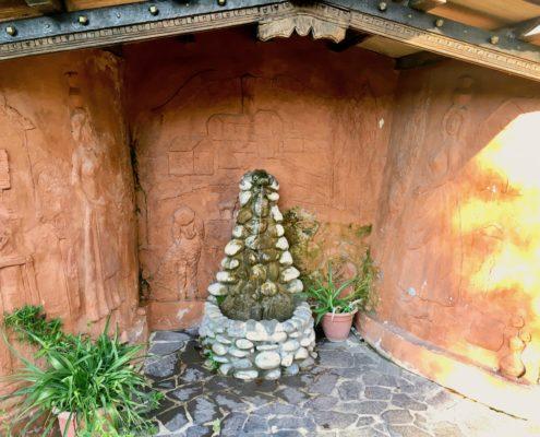 La fontana della Piastraccia a Casoli di Camaiore