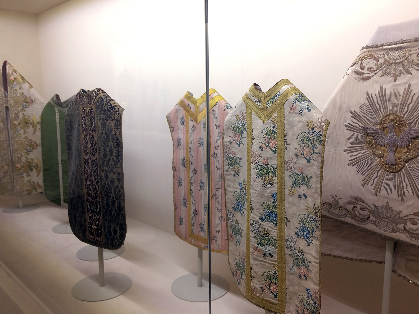 pianete del museo d'arte sacra