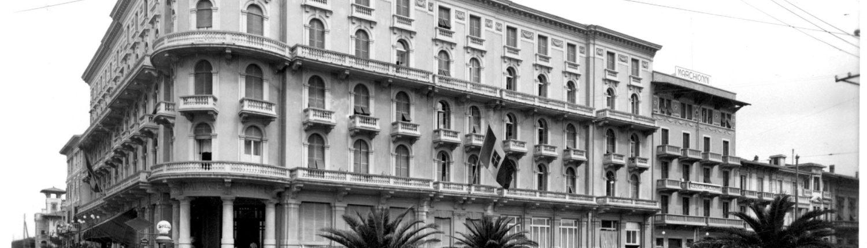 Esterno del Grand Hotel Principe di Piemonte