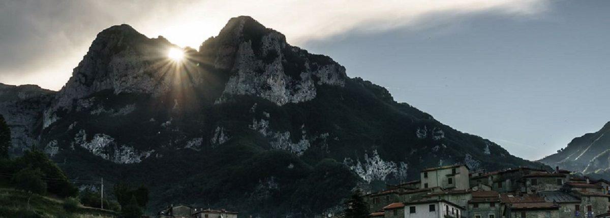 Monte Forato- Doppia Alba- Solstizio