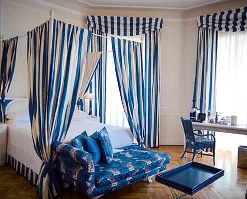 interni del Grand Hotel Principe di Piemonte