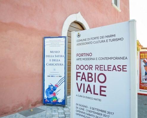 Fortino Forte dei Marmi museo caricatura