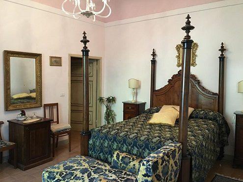 villa montecatini nocchi camaiore camera