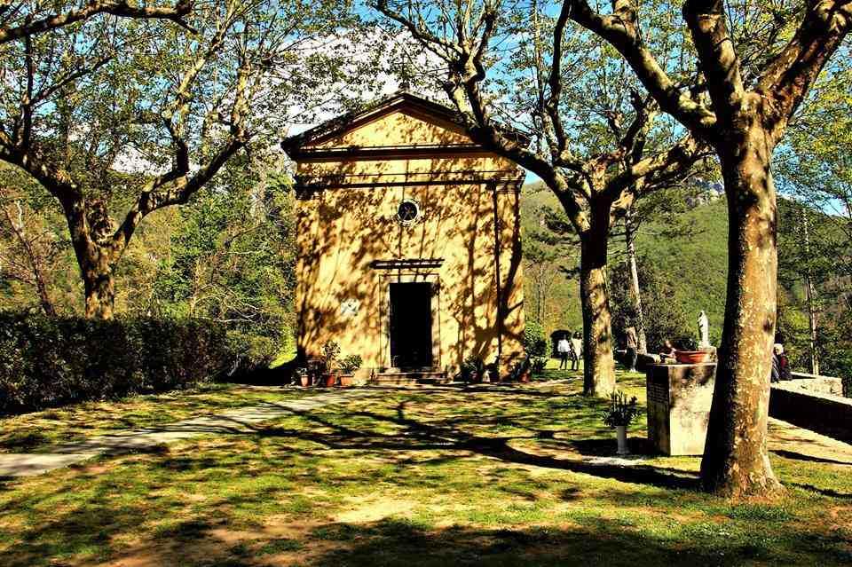 chiesa Sant'Anna di Stazzema