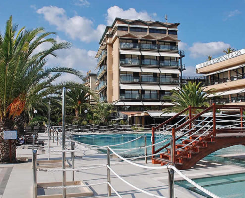 hotel caesar accessibile versilia