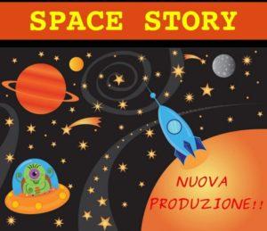 LA VERSILIANA - SPETTACOLO DI ANIMAZIONE SPACE STORY