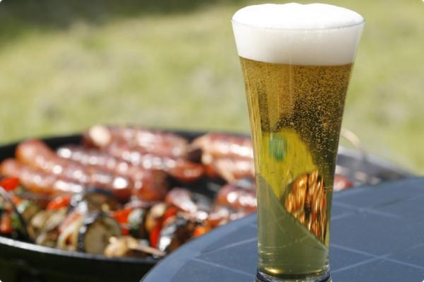Sagra della birra e della grigliata a Quiesa, Massarosa