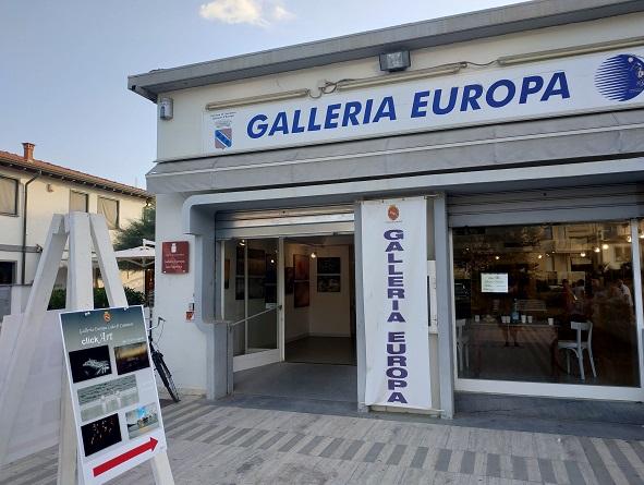 galleria europa lido di camaiore accessibile