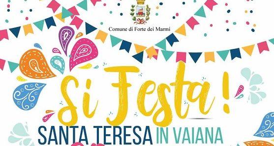 VAIANA IN FESTA PER S. TERESA DI LISIEUX