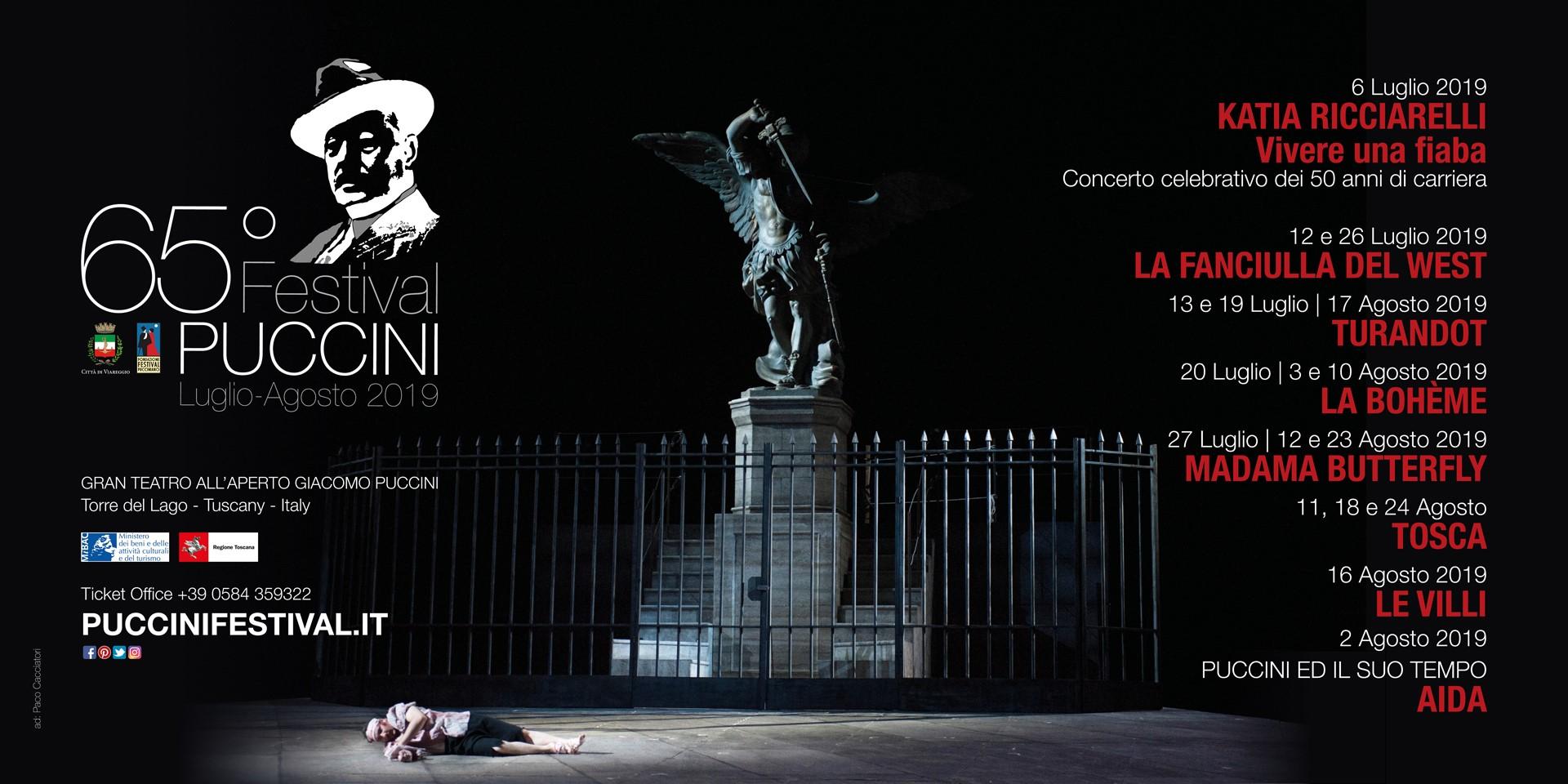 65° Festival Puccini