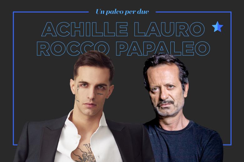 Achille Lauro & Rocco Papaleo