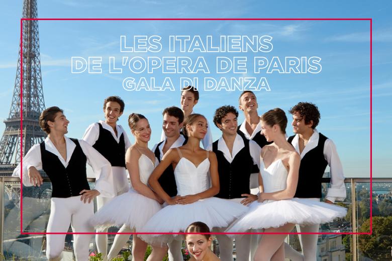 Les Italiens de L'Opera de Paris