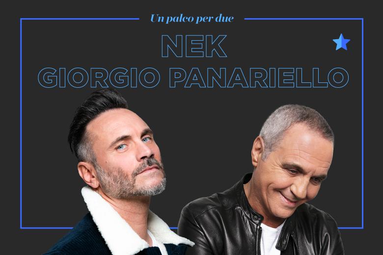 Nek & Giorgio Panariello