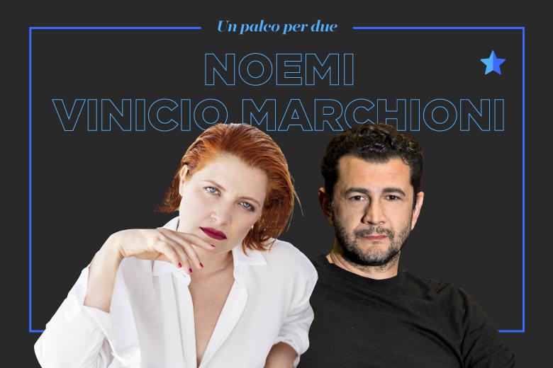 Noemi & Vinicio Marchioni