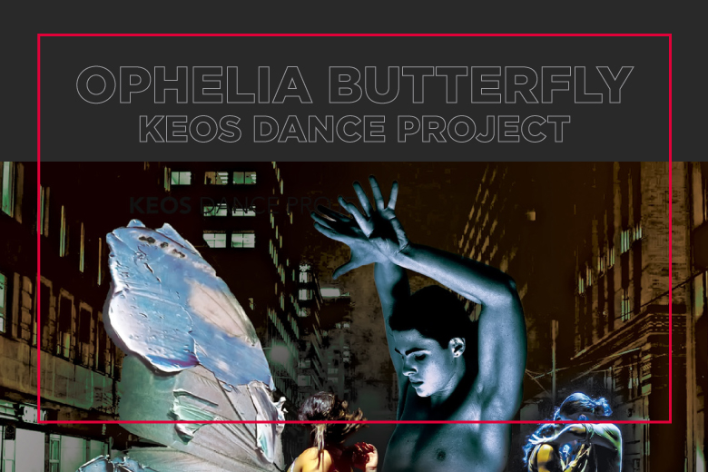 OPHELIA BUTTERFLY