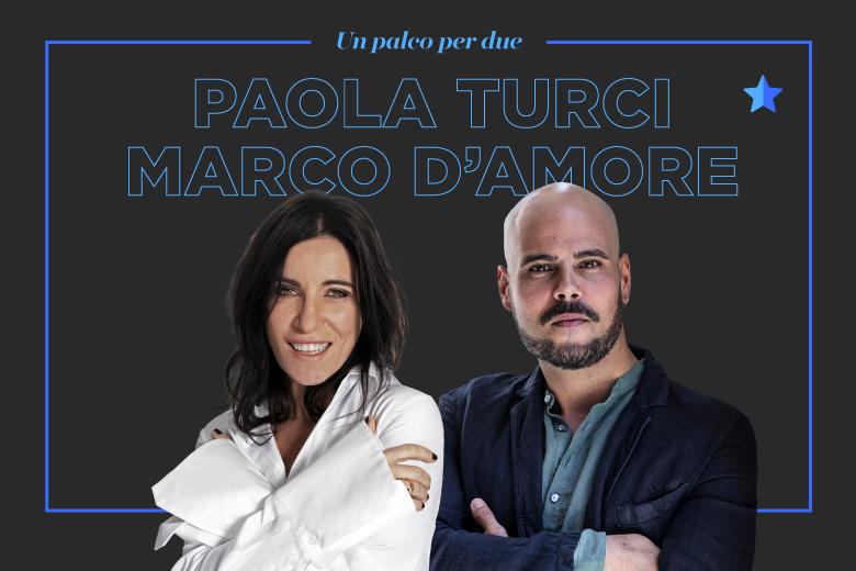 Paola Turci & Marco d'Amore