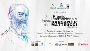 XIX Premio Internazionale Barsanti e Matteucci