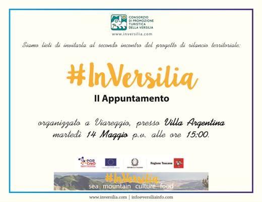Progetto di marketing territoriale #inVersilia - 2° Incontro