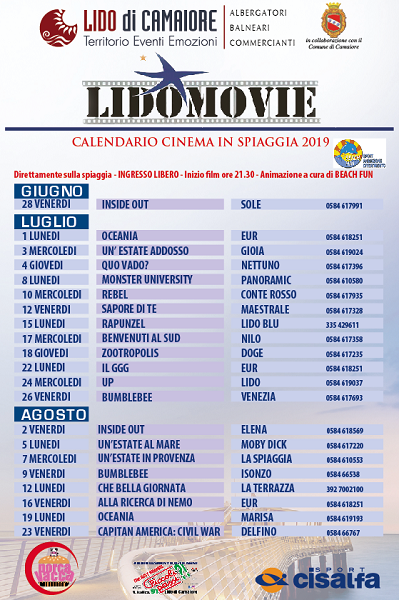 Lido Movie
