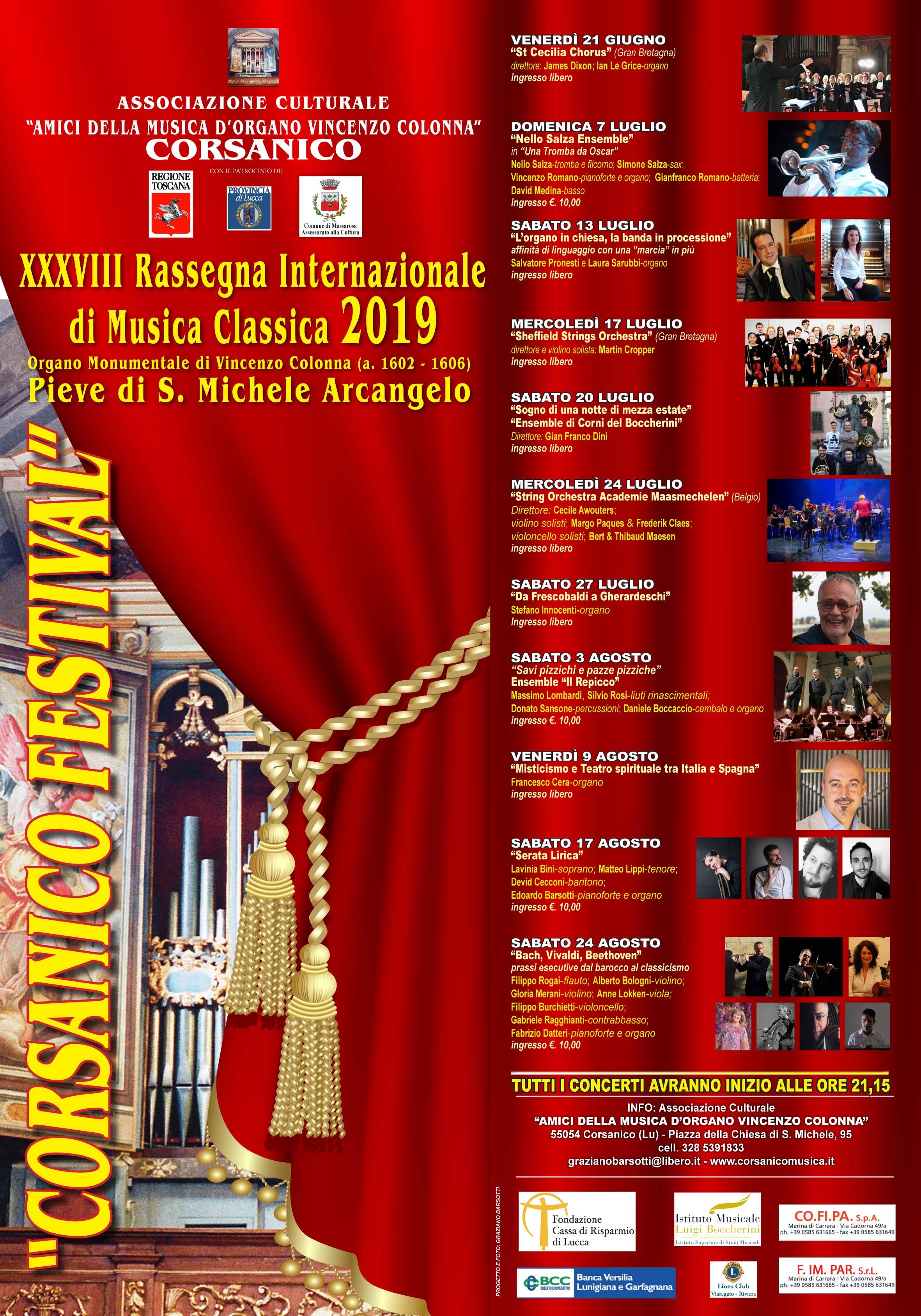 Corsanico Festival