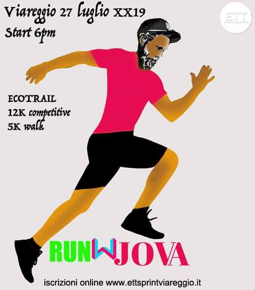 Run with Jova
