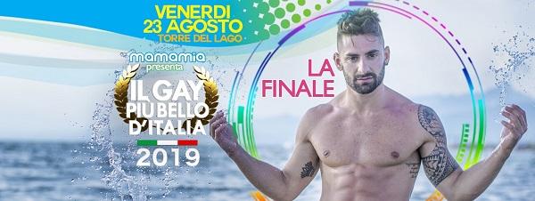 Mister Gay Italia