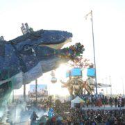 carnevale viareggio balena