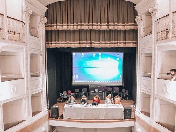 teatro olivo