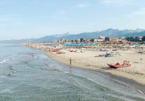 Spiagge della Versilia, Lido di Camaiore