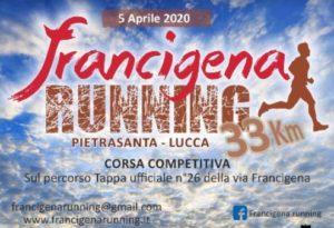 francigena running