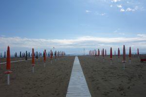 Spiagge della Versilia, Viareggio