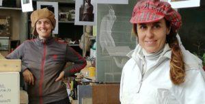 Flavia Robalo e Veronica Fonzo