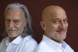 Claudio Bisio e Gigio Alberti