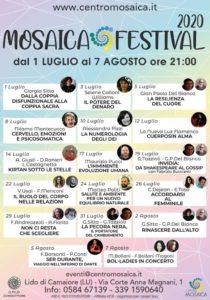 Mosaica Festival 2020 www.centromosaica.it