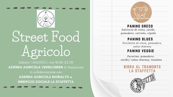 Street Food Agricolo