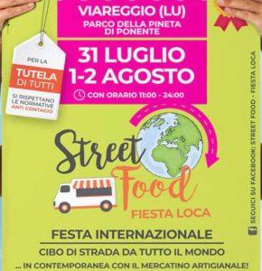 Street Food locandina