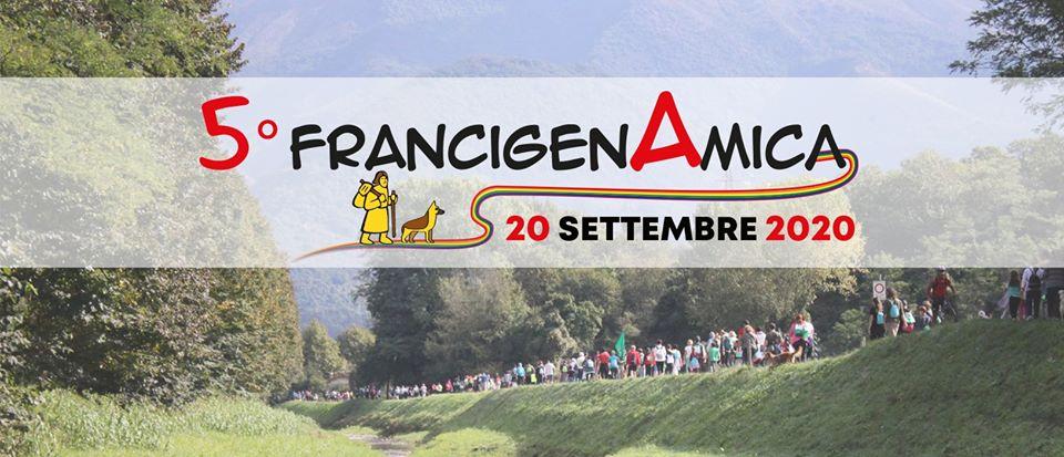 FrancigenAmica locandina
