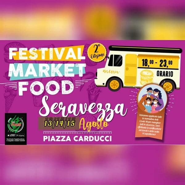 Festival Market Food