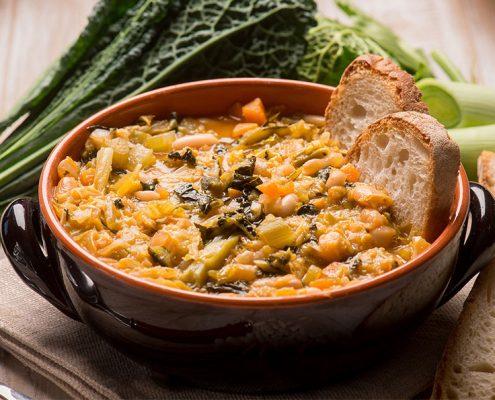 zuppa alla frantoiana