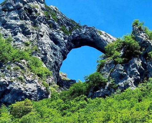 Monte Forato - Foto di Vladimir Kabetaj