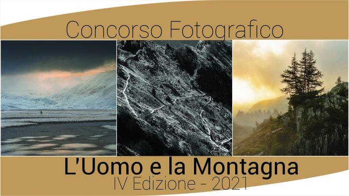 IV concorso Fotografico l'Uomo e la Montagna